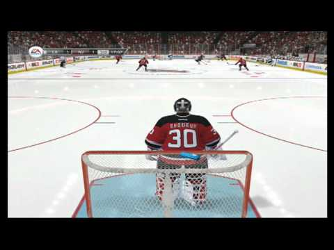 goalie fighting nhl 13 gameplay
