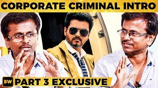 Sarkar Vijay's Corporate MONSTER INTRO Scene - AR Murugadoss Narrates! | MY 375