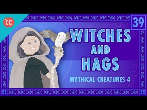 Witches and Hags: Crash Course World Mythology #39