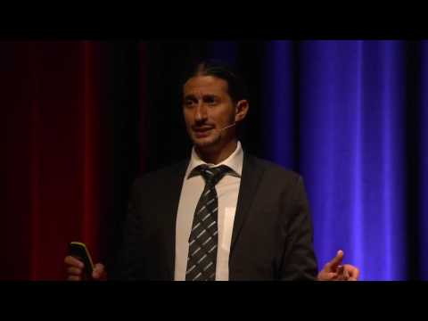 Hunting wildlife traffickers - passion and activism in conservation   Ofir Drori   TEDxEde