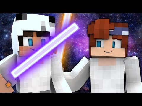LIGHTSABER CRYSTALS!   Minecraft Star Wars Origins (Star Wars Minecraft Adventure E2)
