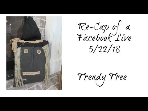 2018 Primitive Halloween Product Review