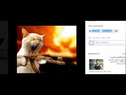animated facebook timeline cover 2012 - GIF photos