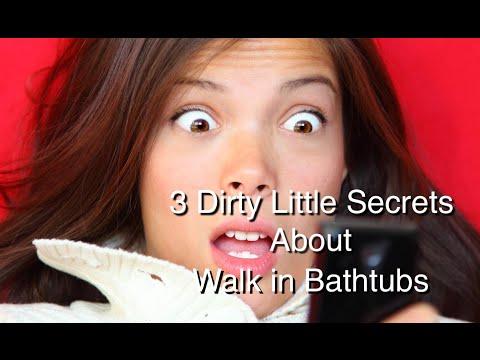 Walk in Bathtub Sarasota - 3 Dirty, Little Secrets You Should Know Before You Buy