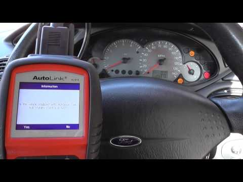 How To Reset The Ford ABS Warning Dash Light