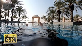 Villa In Hilton Ras Al Khaimah Resort, 4K GoPro
