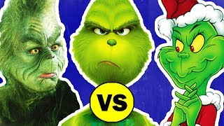THE GRINCH vs How the Grinch Stole Christmas