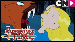 Adventure Time | Stakes Pt. 5: May I Come In? | Cartoon Network