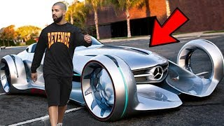 10 Items Drake Owns That Cost More Than Your Life...