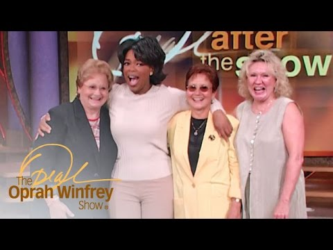 How The Oprah Show Helped One Fan Overcome Her Fear of Flying | The Oprah Winfrey Show | OWN