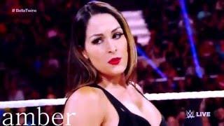 Nikki Bella & The Shield + John Cena. - Bad Blood.