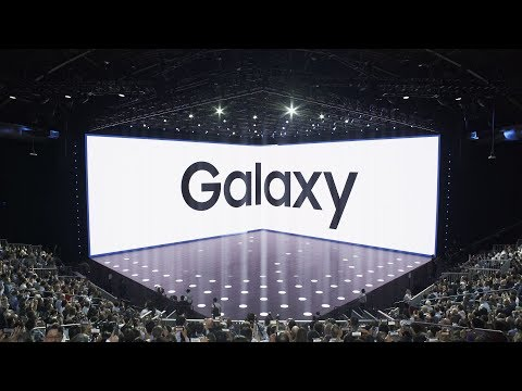 Samsung Galaxy Note8 Presentation in NYC