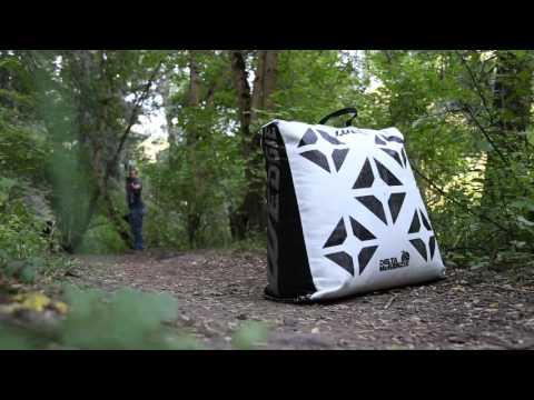 Delta Mckenzie - Wedgie Archery Bag Target
