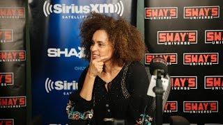 "Karyn Parsons Tells Stories from ""Fresh Prince,"" Speaks on Black Empowerment + Gets Emotional"
