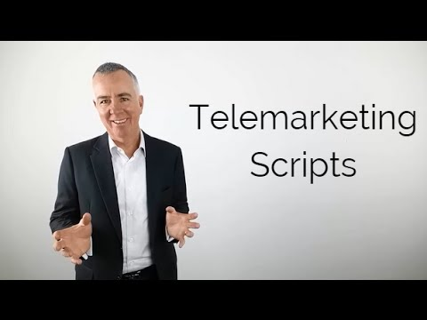 Telemarketing Scripts