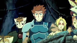 "ThunderCats Episode 04 ""Song of the Petalars"" - Preview Clip #1"