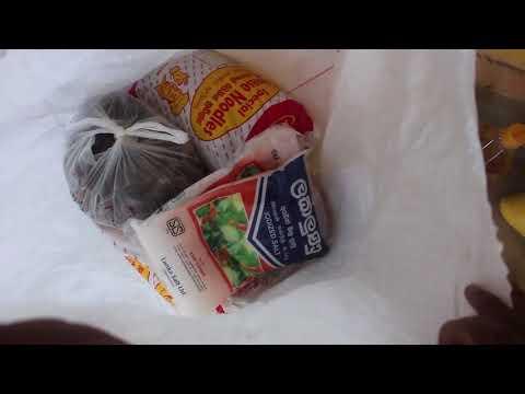 Ramadan Relief In Sri Lanka 2018, Providing Food Parcels To Needy Families