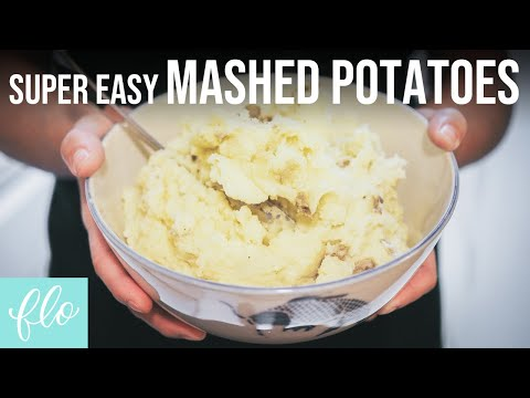 Super Easy Mashed Potatoes - Instant Pot