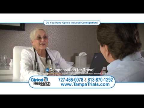 Do You Have Opioid Induced Constipation?
