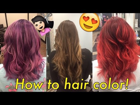 How to Make your Hair Color Last!