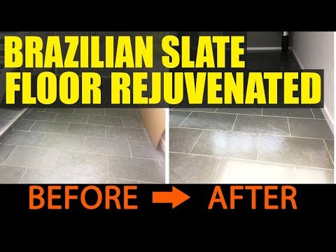 Slate Floor Cleaning - Slate Floor Cleaner | Slate Floor Cleaning and Sealing in Bedfordshire