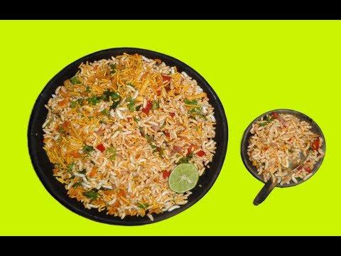Murmure Namkeen - Salted Puffed rice | Murmure recipe