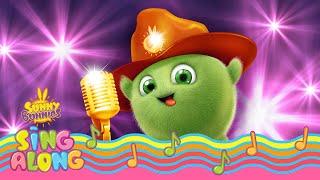 SUNNY BUNNIES - Watch Little Hopper   BRAND NEW - SING ALONG   Cartoons for Children