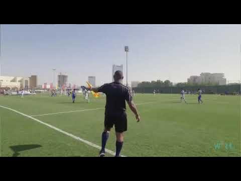 Dubai Intercontinental Football Cup U13 Ghana Edition promo