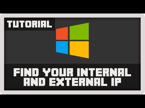 How to Find Your Internal and External IP Address