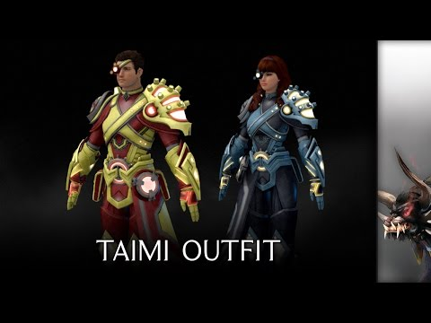 Taimi Outfit