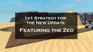 Solo Zedless Triumph Strategy [A Little Outdated]   Tower