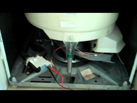 Fixing a Frigidaire Top-Load Washer that Won't Pump Out