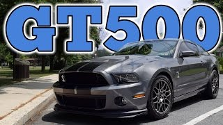2013 Shelby GT500: Regular Car Reviews