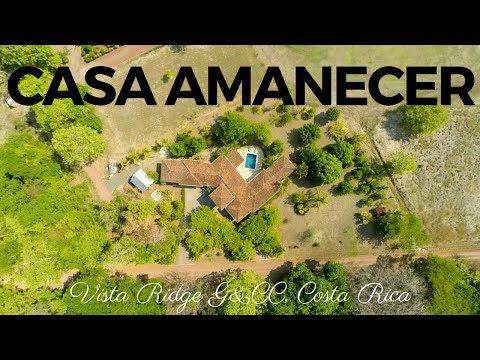 *** FOR SALE *** Casa Amanecer – Vista Ridge G&CC, Libertad, Guanacaste, Costa Rica