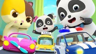 Carrera de autos de juguete | Canciones Infantiles | BabyBus Español