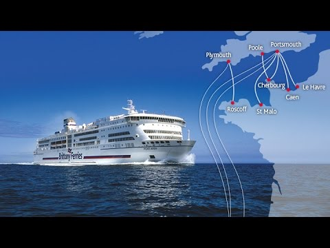 Ferries to France | Our Cross Channel Ferry Routes - Brittany Ferries