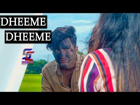 Xxx Mp4 Dheeme Dheeme Tony Kakkar Ft Neha Sharma Cute Romantic Love Story Samrat Creation 3gp Sex