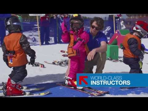 Breck Ski and Ride School: Kids 3-4 years old Ski lessons