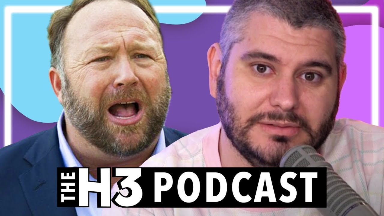 Infowars Attacks Ethan - H3 Podcast # 243