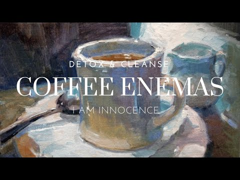 (How To Do Coffee Enemas) Preparation & Procedure