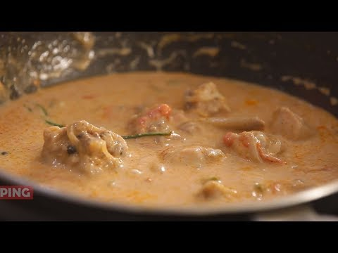 Best Chicken Stew - Chicken Stew Curry With Coconut Milk - Chicken Curry Recipe by Roopa