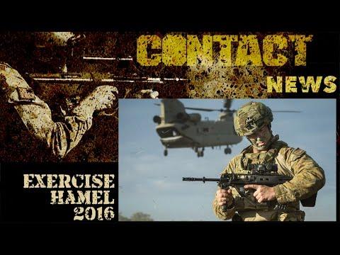 Exercise Hamel 2016