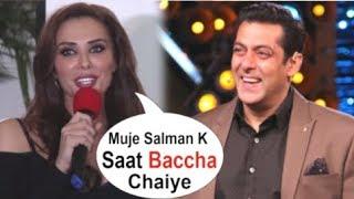 Iulia Vantur Wants KIDS With Boyfriend Salman Khan Without Getting Married