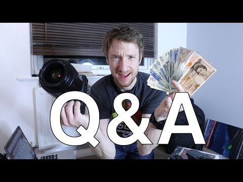 Landscape Photography Q&A | Money, Careers, Sponsorships & More