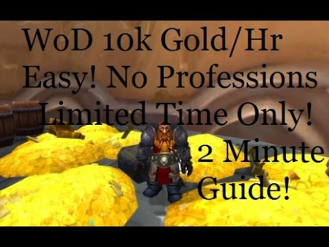 Best Raids To Solo For Gold - Patch 6.0.3