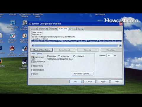 How to Get a PC Out of Safe Mode
