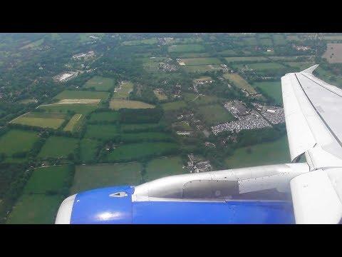 Thomas Cook Airbus A321-211 | London Gatwick to Malta *FULL FLIGHT*