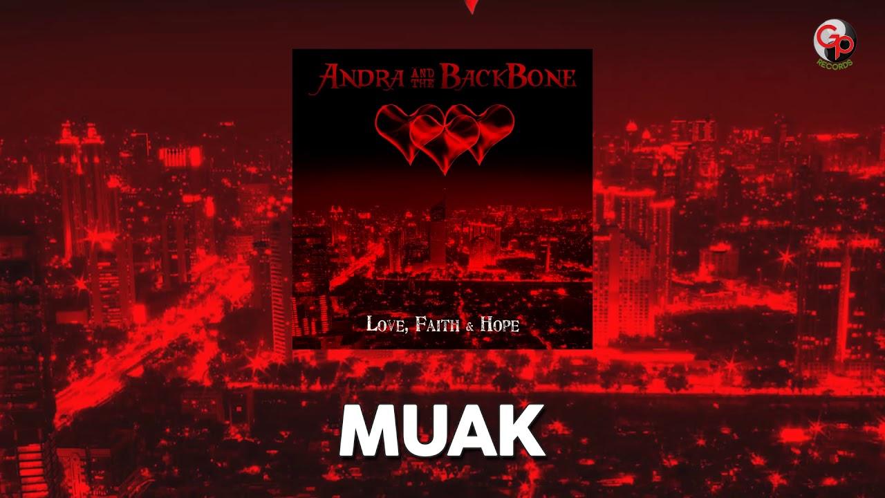 Andra And The Backbone - Muak (Unplugged)