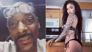 """Snoop Dogg """"Caught Lackin With Offset Fake Baby Mother Celina Powell"""""""
