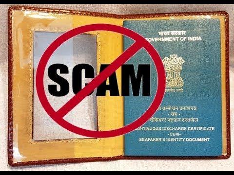 Indian CDC agent scam ! BEWARE !